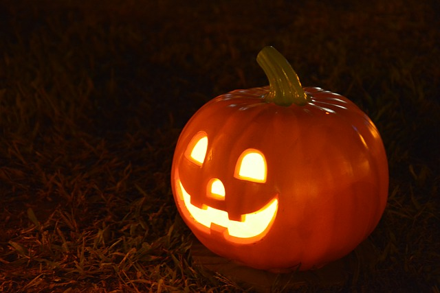 Its Halloween soon and we love spooky pumpkins